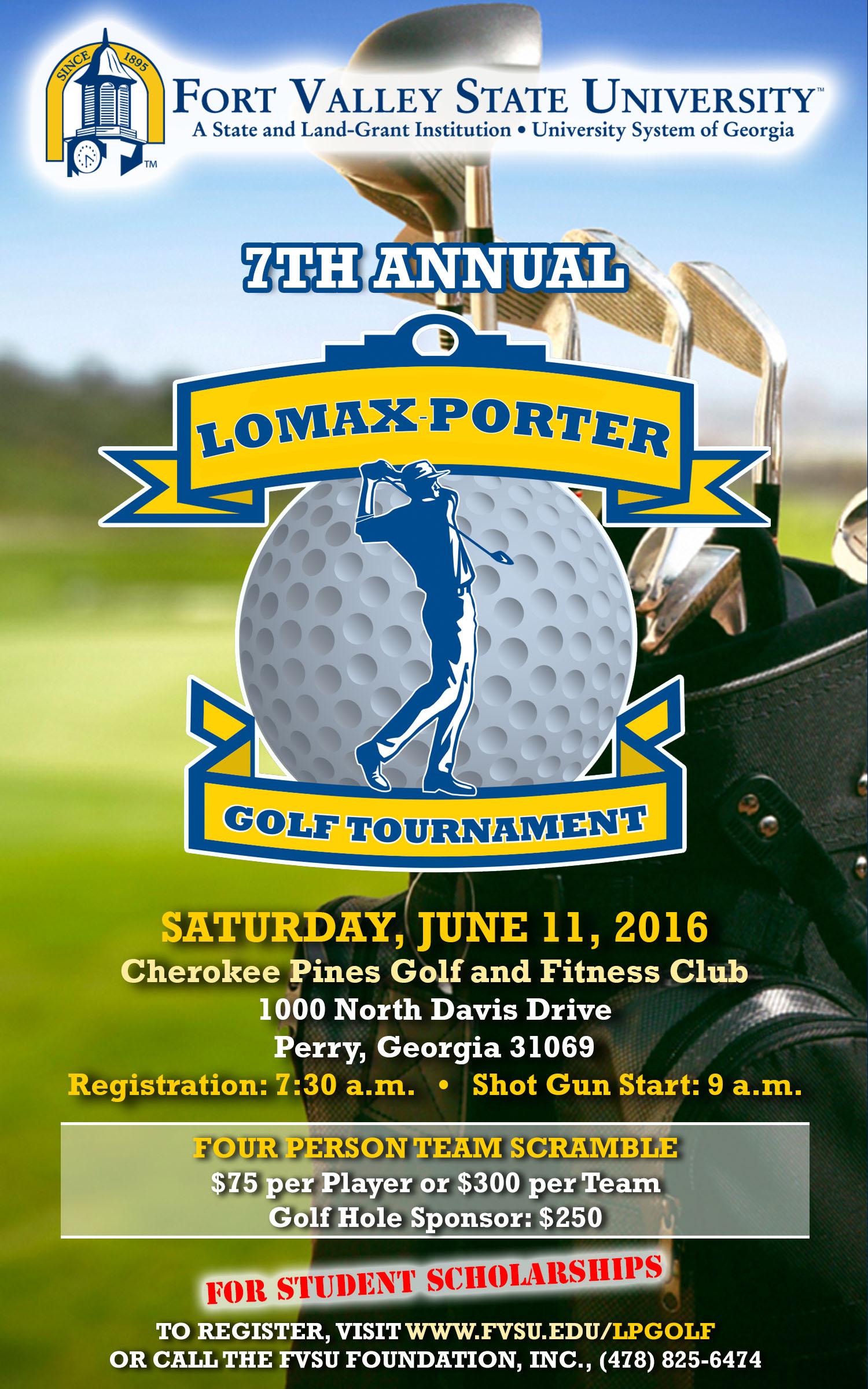 golf tournament cover