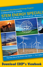 STEM Energy viewbook art