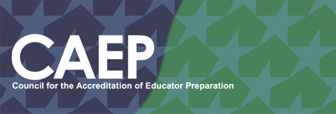 Council for the Accreditation of Educator Preparation Logo