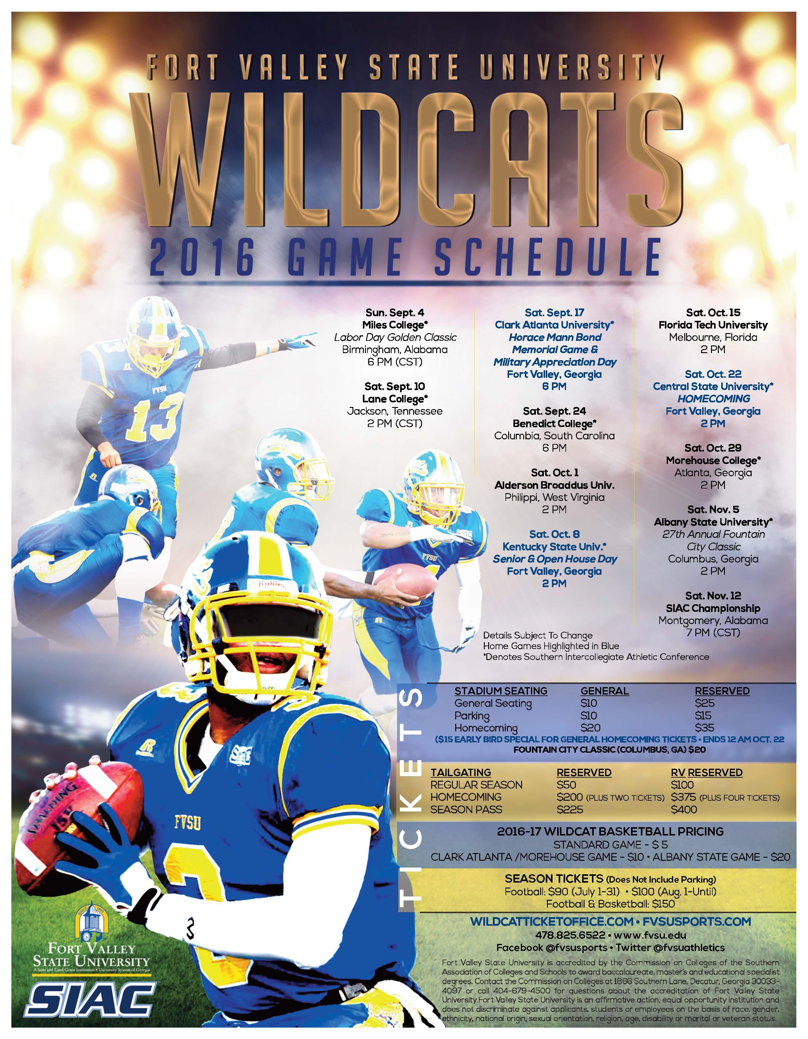 Revised Football flyer 2016