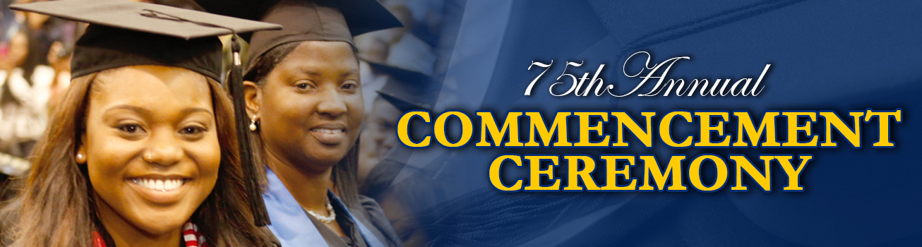 Commencement Page Slide