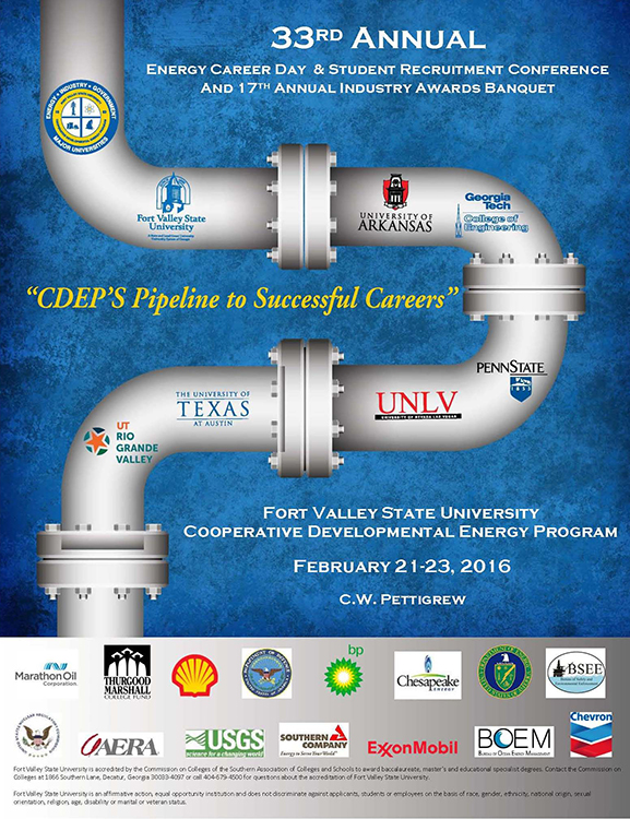 CDEP Energy Career Day Flyer