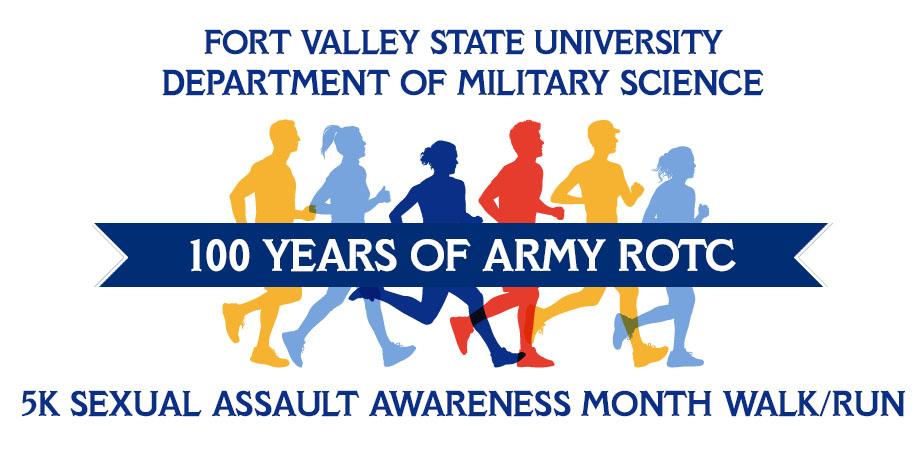 ROTC SAAM Walk Run