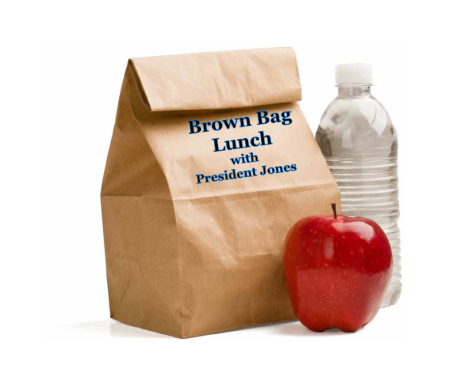 Brown Bag Luncheon artwork
