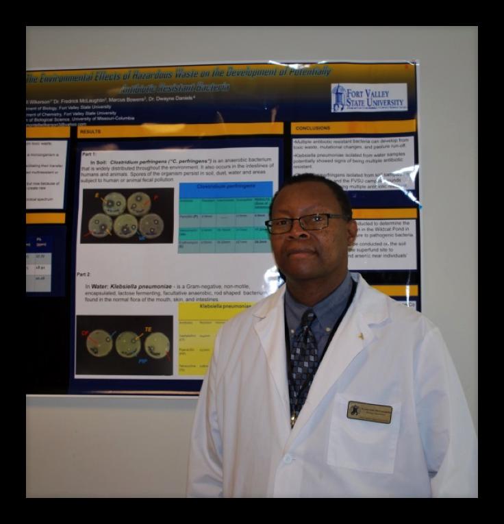 Dr. Frederick McLaughlin