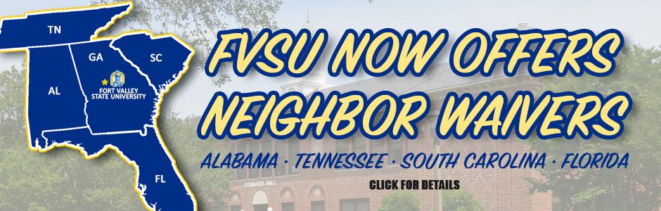 FVSU Neighbor Waiver artwork