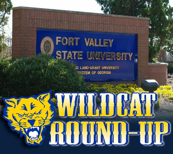FVSU Wildcat Round up poster.