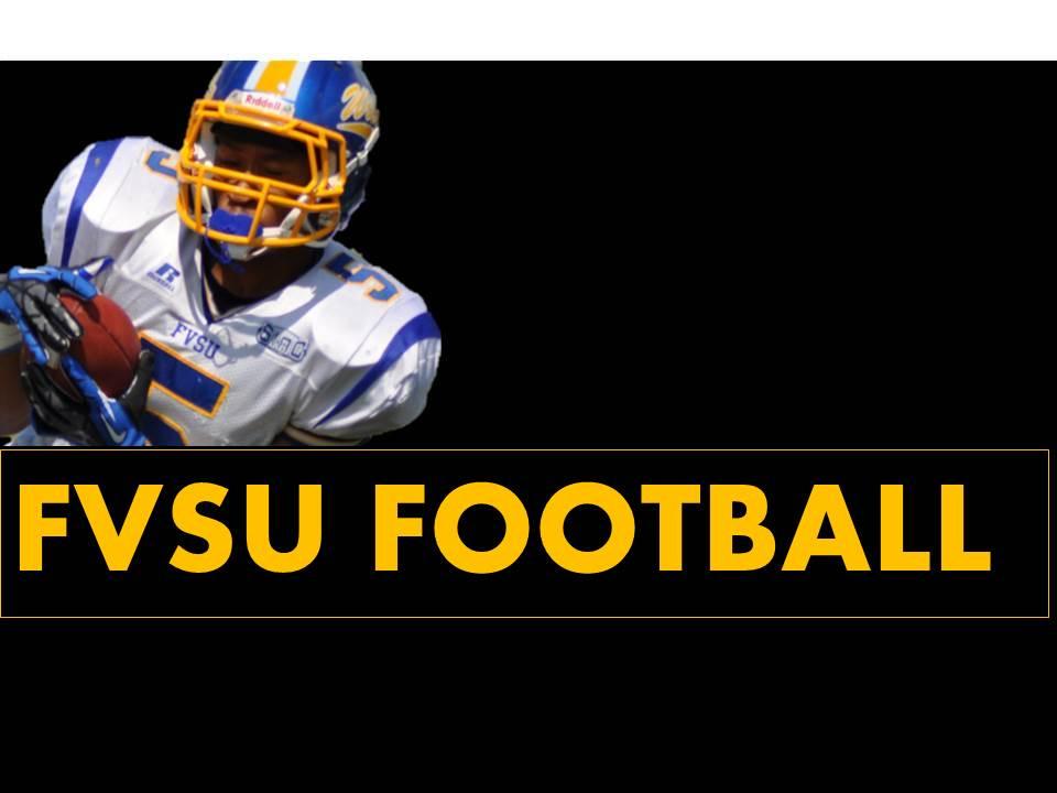 FVSU football poster