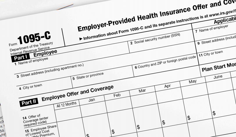 Tax Form 1095-C