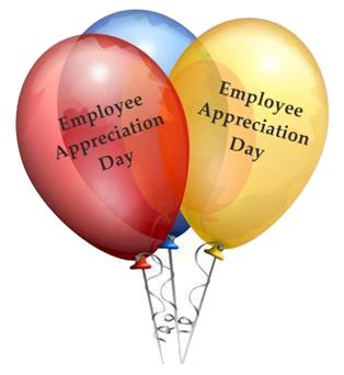 Employee Appreciation Day art