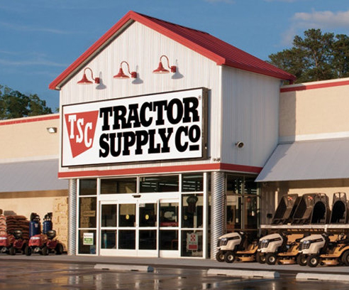 Tractor Supply Company Art
