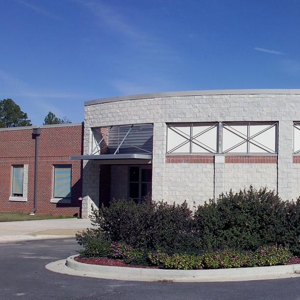 FVSU's O'Neil Veterinary Building