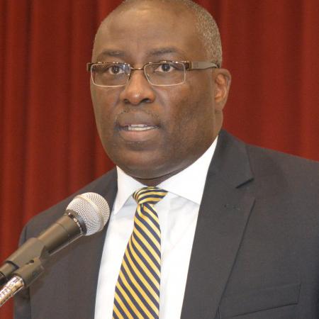 Dr. Paul Jones, president