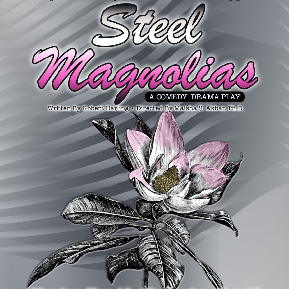 Steel Magnolias art