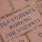SGA Brick art