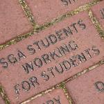 SGA Brick art