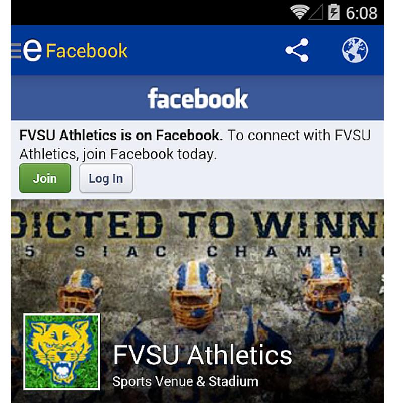 FVSU app artwork