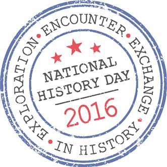 National History Day 2016 logo
