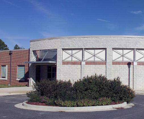FVSU Vet Tech Building