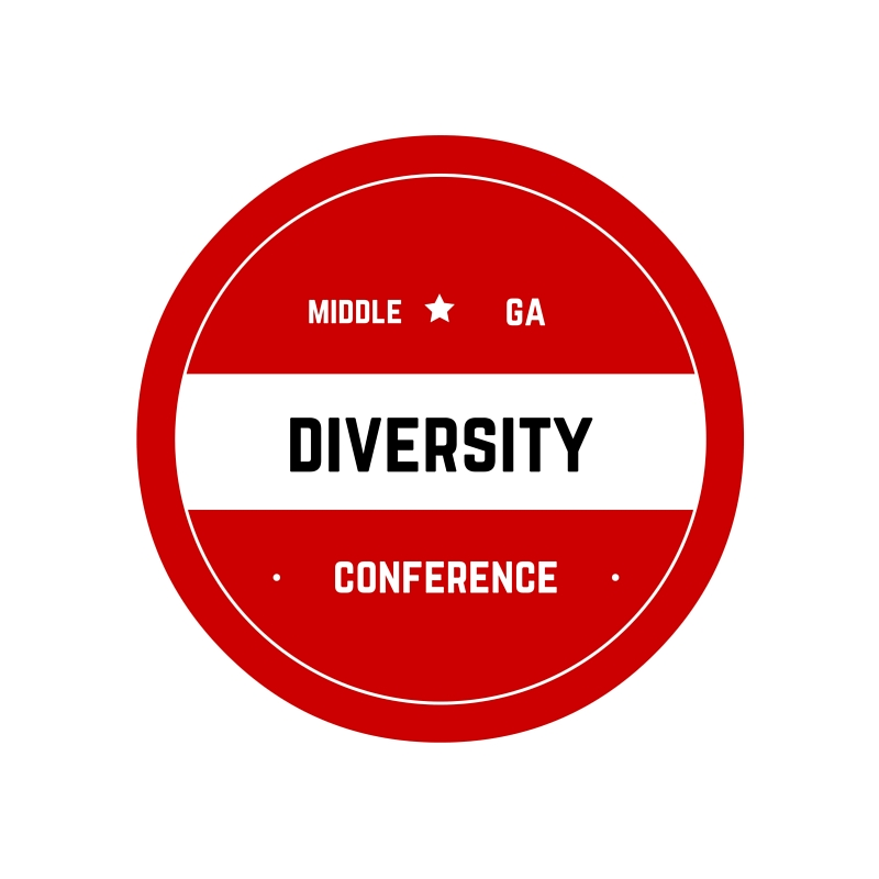 Middle Georgia Diversity Conference Art