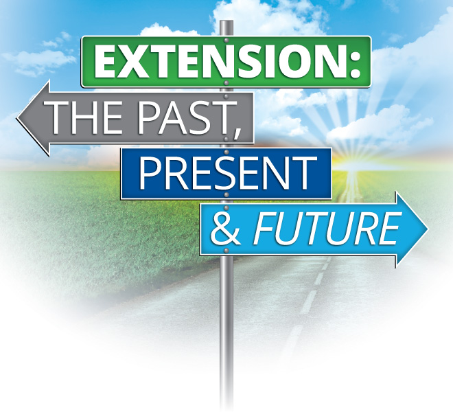 Extension: The Past, Present and Future