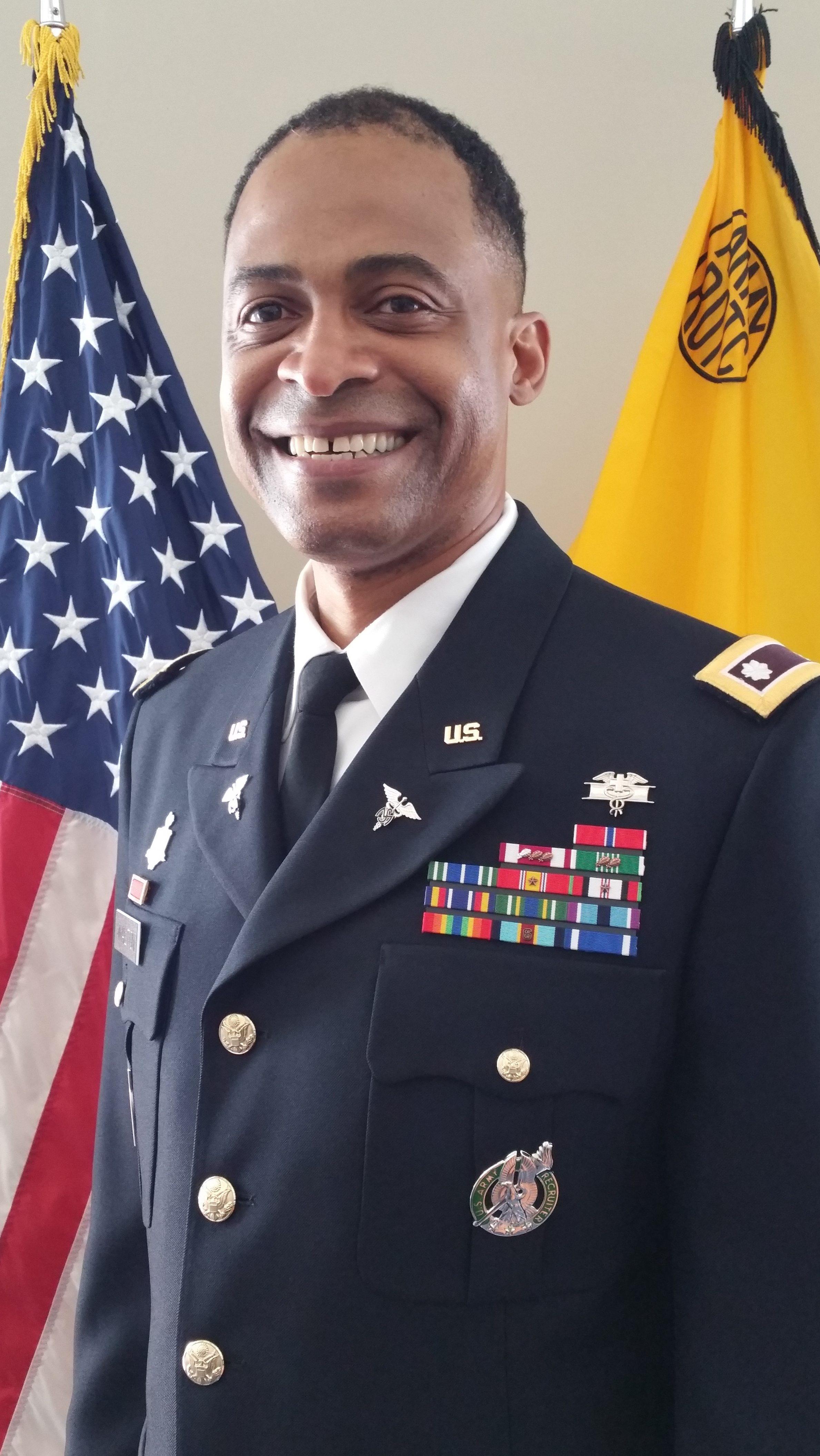 LTC Oliver T. Walton
