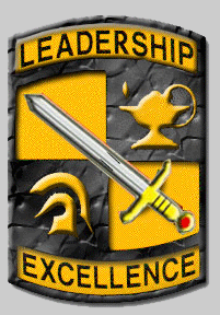 ROTC Leadership patch