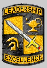 ROTC Leadership patch