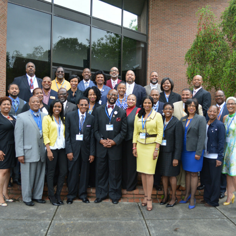 Caption: Participants from the 2015 Ralph P. Malone Youth Motivation Task Force.