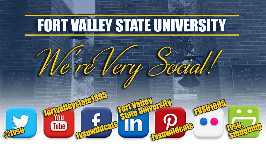 FVSU Social Media Card