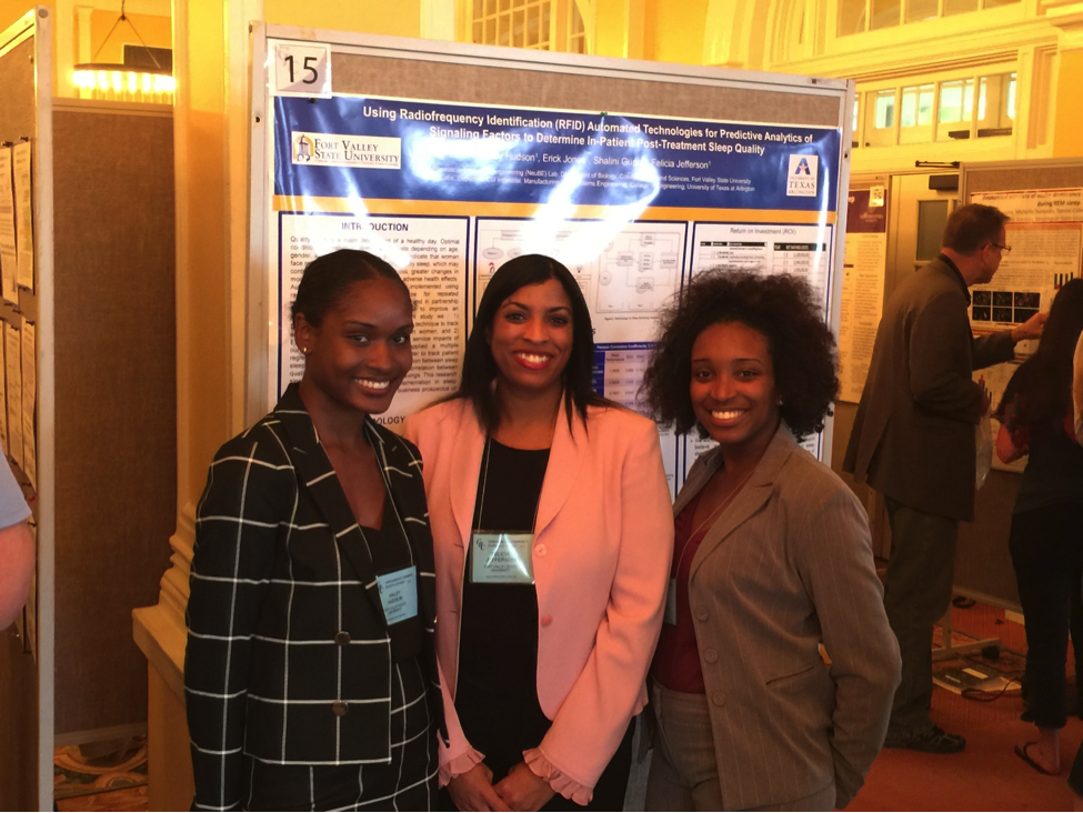 FVSU Students Present at Biennial Gordon Research Conference