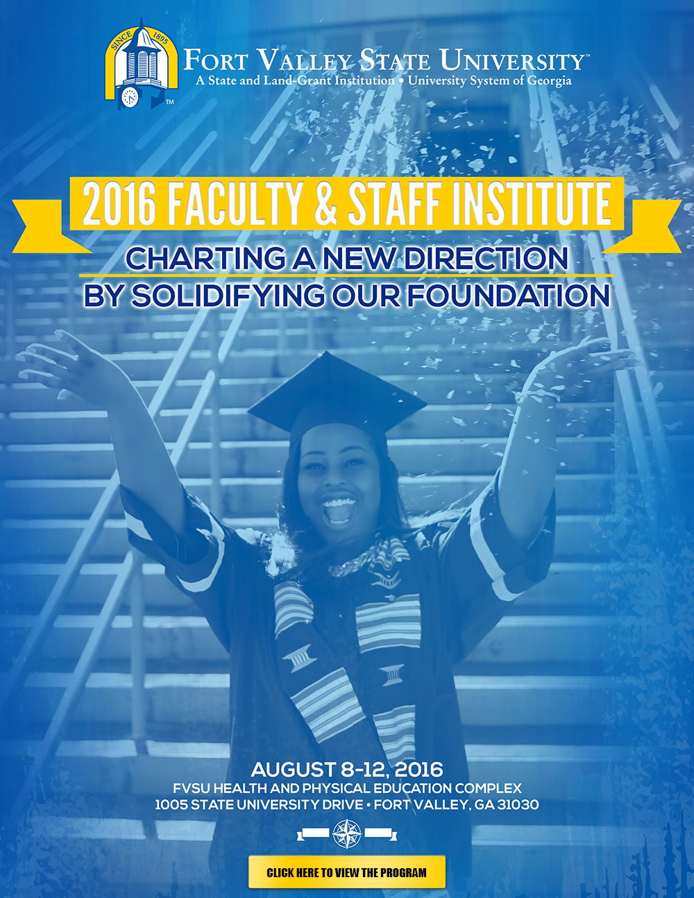 2016 Faculty/Staff Institute @ FVSU Health and Physical Education | Fort Valley | Georgia | United States