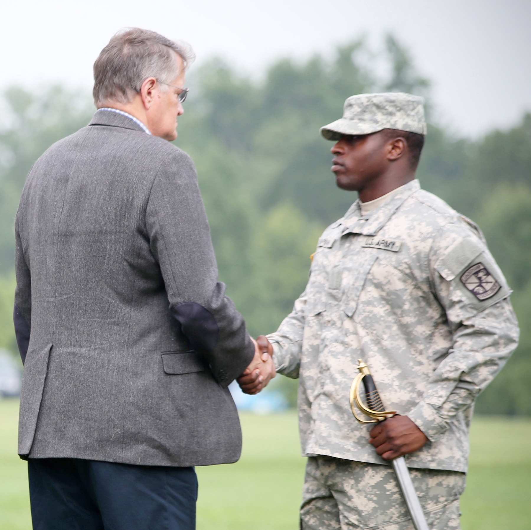 FVSU cadet receives coveted Army award - Fort Valley State