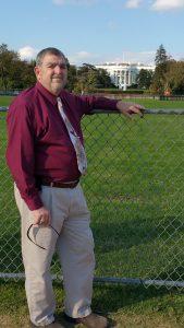 FVSU instructor Dr. Clarence Riley, Jr.