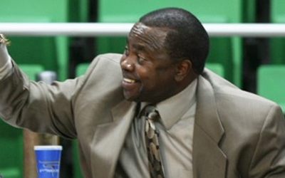 Coach Lonnie Bartley