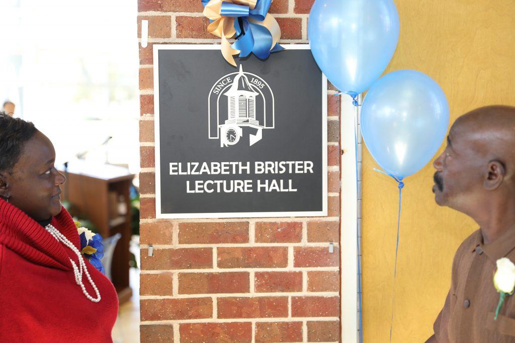 Elizabeth Brister Family