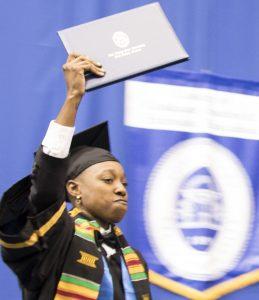 FVSU Raised diploma