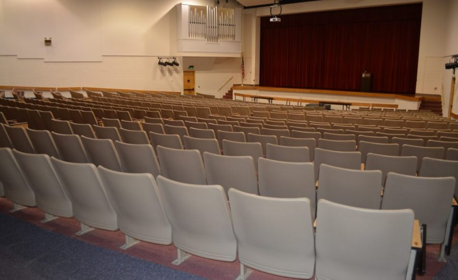 Pettigrew Center Auditorium