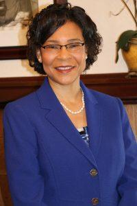 First Lady Sylvia Jones