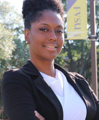 FVSU Police Chief Anita Allen