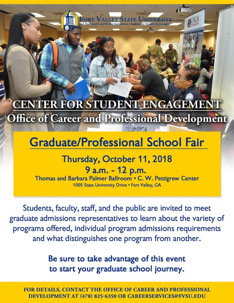 Career Grad Professional Fair