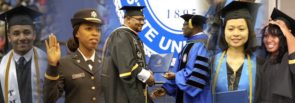 Fall 2018 Commencement Fort Valley State University