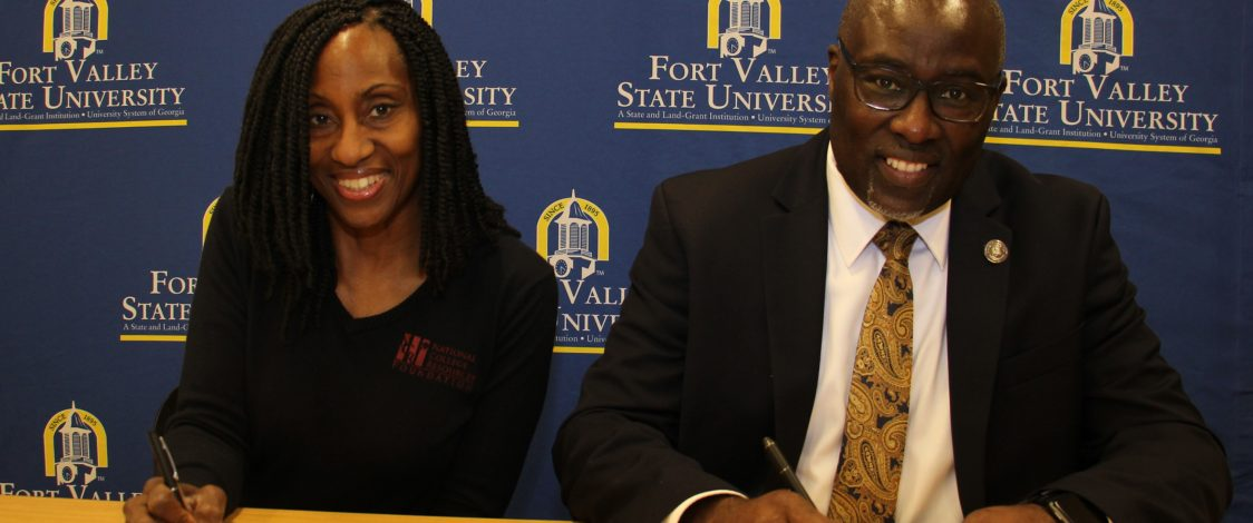 Fort Valley State University and the National College