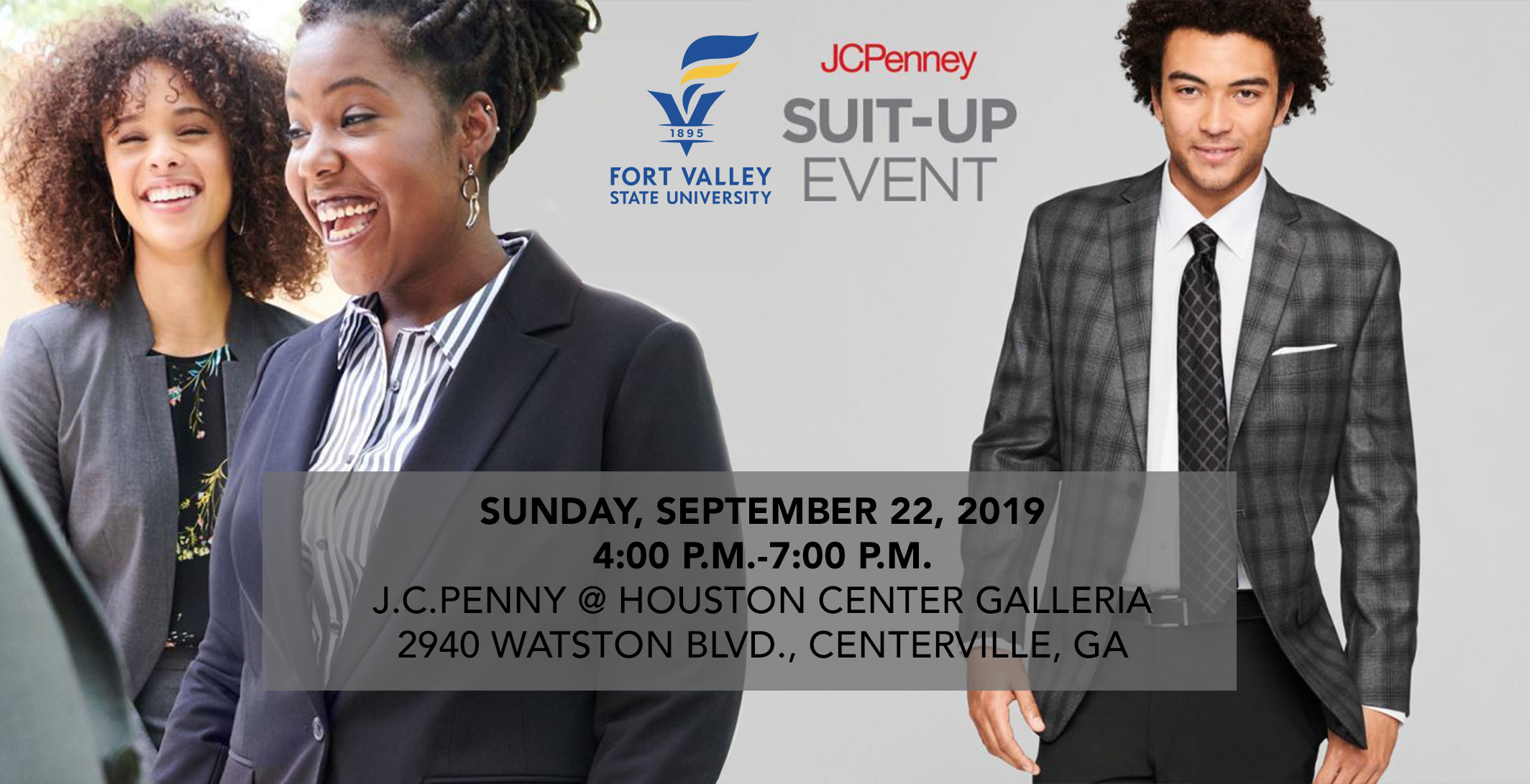 Suit Up - Fort Valley State University