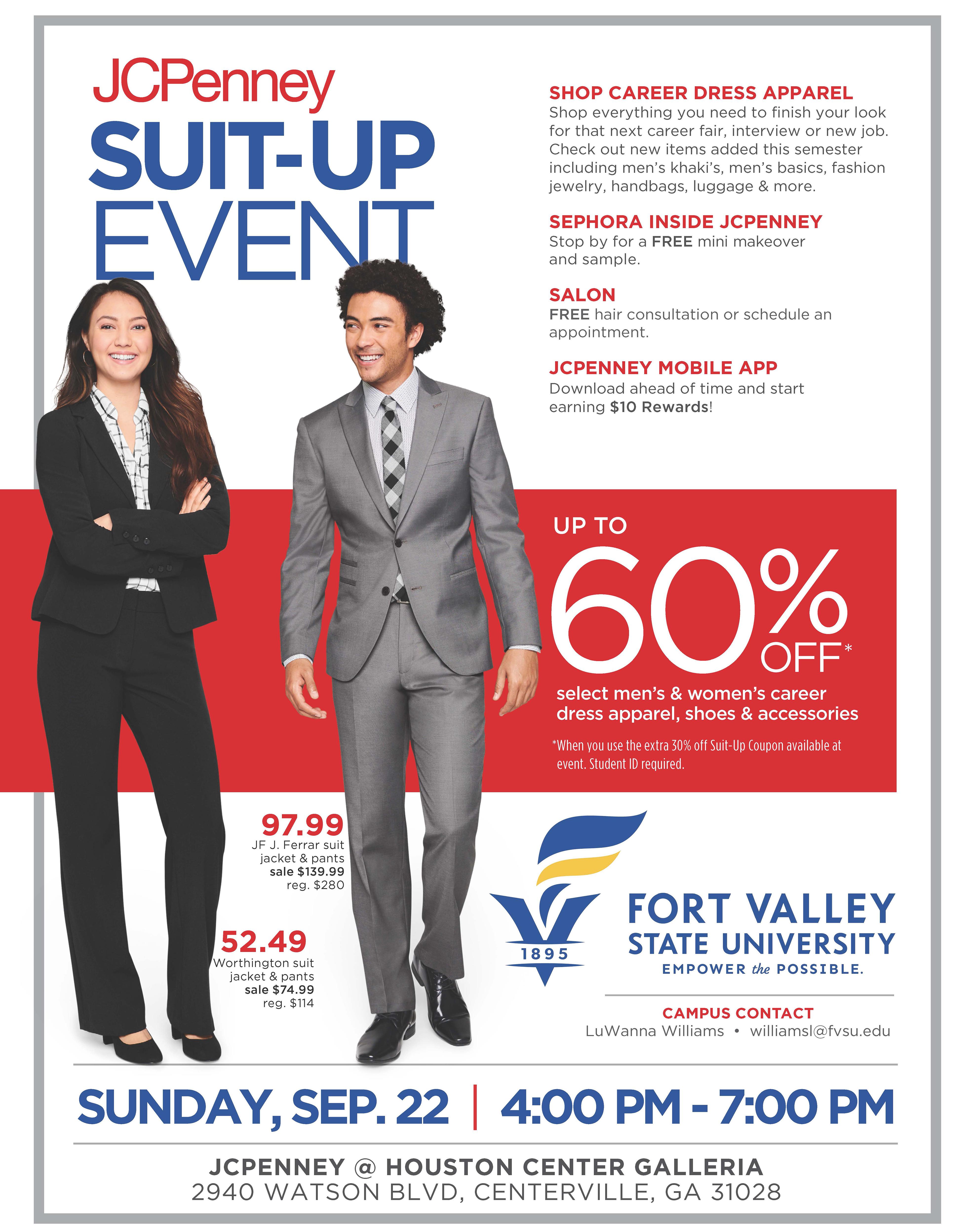 FVSU Suit Up 2