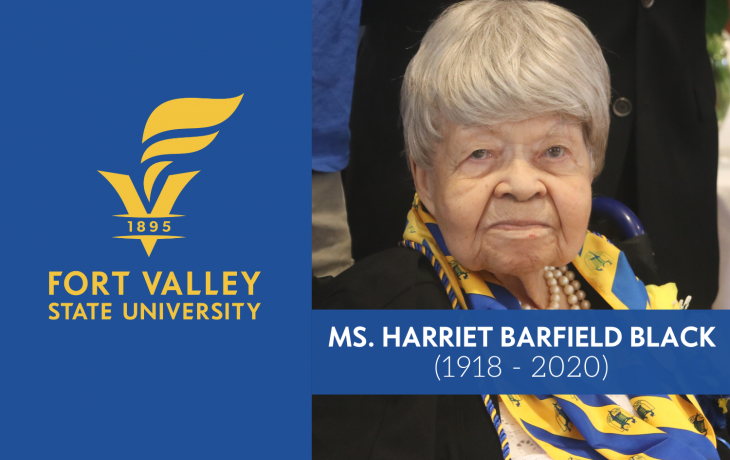 Ms. Harriet Barfield Black